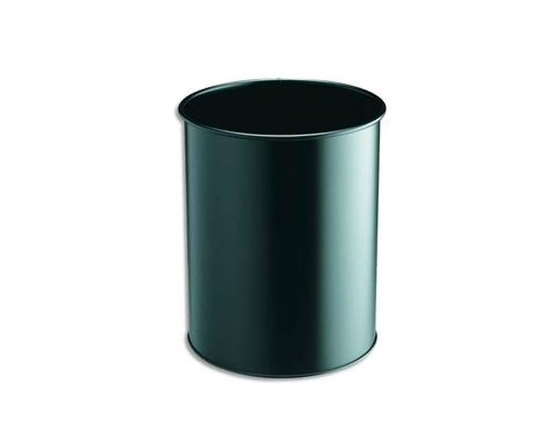 corbeille papier m tal 15l cecsmo. Black Bedroom Furniture Sets. Home Design Ideas